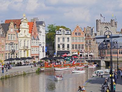 An der Leie in Gent