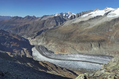 Gletscherzunge wird immer kürzer