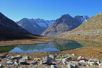 Kleiner See bei Märjelen