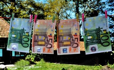 Geldwäsche #