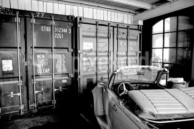 VW Oldtimer Cabrio