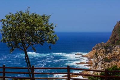 Steilküste am Ozean