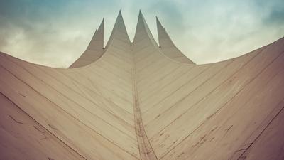 Dach vom Tempodrom