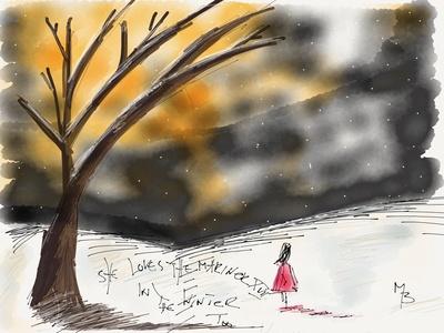 Winterfrau