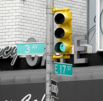 Ampel - New York