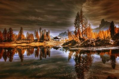 lago de federa