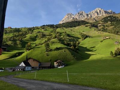 St. Anna Kapelle Schwanden bei Unterschächen Uri Schweiz