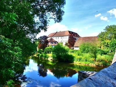 Schloss in Höchstadt