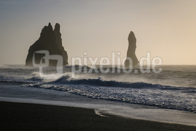 Iceland Reynisfjara Beach #2