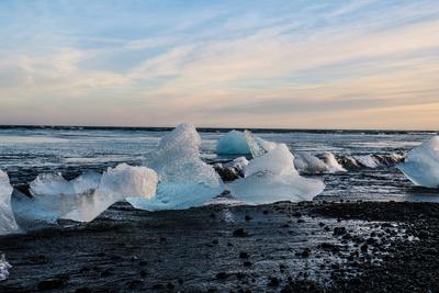 Iceland Jökulsárlón Glacier