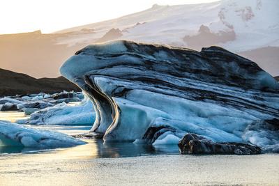 Iceland Jökulsárlón Glacier #2