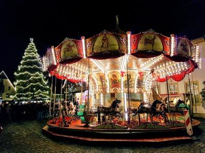 Weihnachtsmarkt in Wiedenbrück