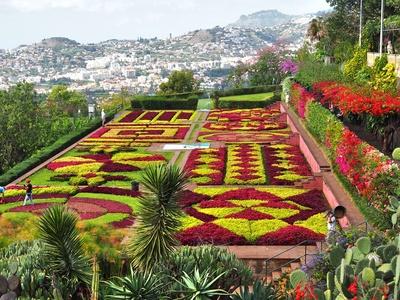 Botanischer Garten in Funchal