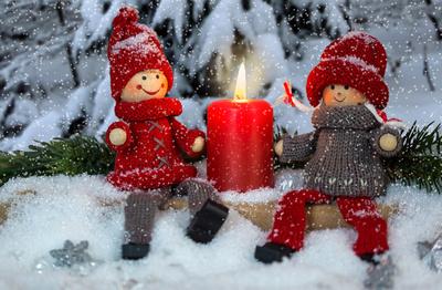 Licht der Weihnacht