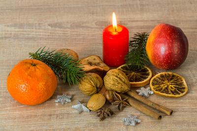 Nur zur Weihnachstszeit