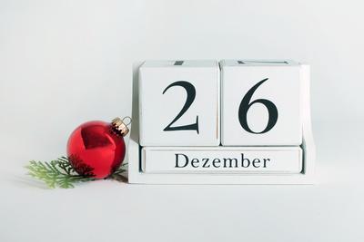 26. Dezember