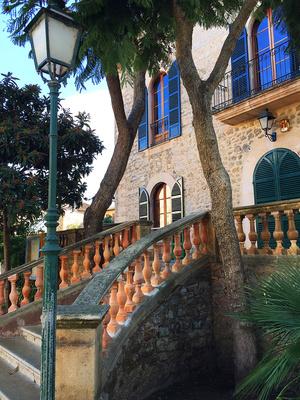 Traditioneller spanischer Baustil