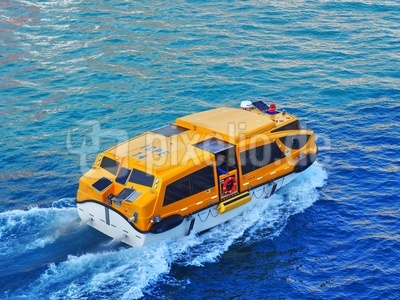 Rettungsboot - Tenderboot
