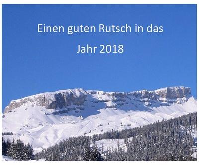 Guten Rutsch 2018