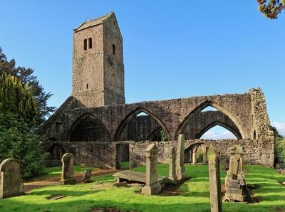 Schottland Muthill Old Church 01
