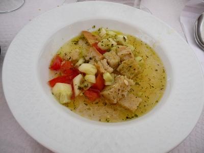 kalte Suppe