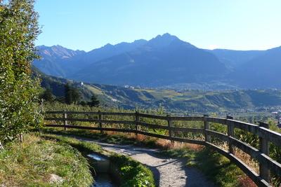 Waalweg Südtirol