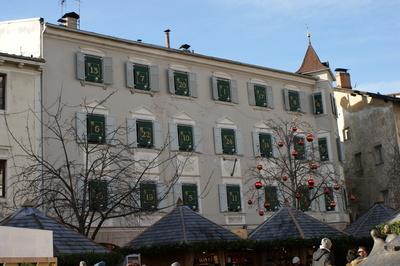 Brixen Adventskalender am Weihnachtsmarkt