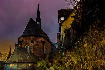 Kugelkirche in Marburg