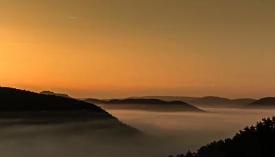 Nebel im Tal...5...