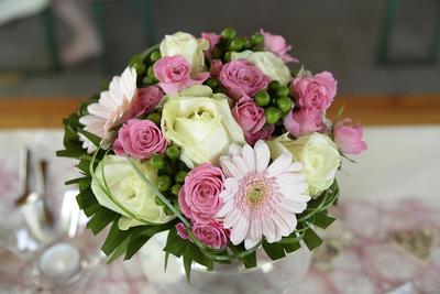 Brautstrauß, Blumenstrauß