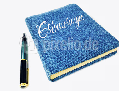 Fotoalbum, Tagebuch