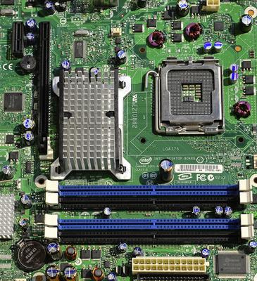Motherboard, Detail