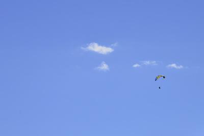 Gleitschirmflieger