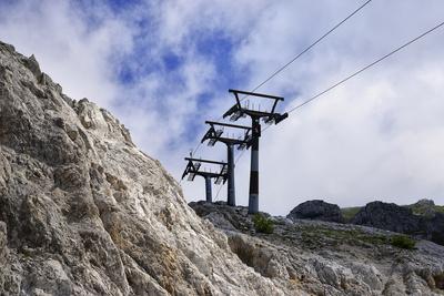 Technik am Berg