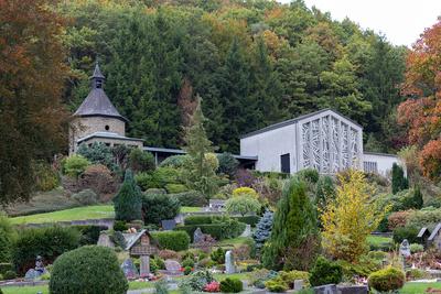 Friedhof im Sauerland