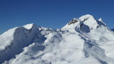 Spitzen (2358 Meter)