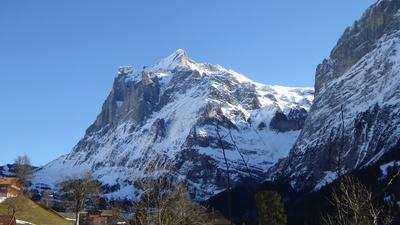 Wetterhorn bei Grindelwald