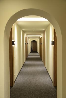 Hotelzimmer, Flur, Gang