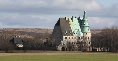 """""""Kupferschloss"""" Ohrdruf"""
