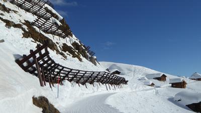 Walliser Schneewanderweg