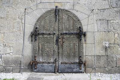 Tor, Eingangstor, Holztor