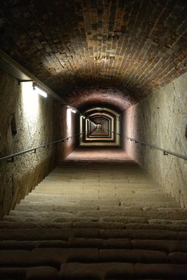 Treppe, Stiege, 451 Stufen