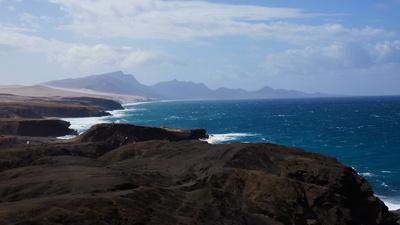 Halbinsel Jandía , Fuerteventura
