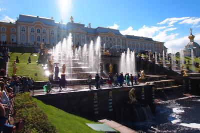 Peterhof - Parkanlage