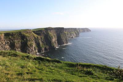 Cliffs of Moher - südliche Cliffs