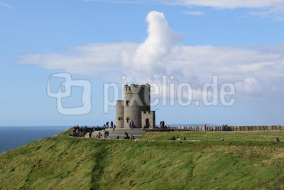 Cliffs of Moher - O'Brien's Tower