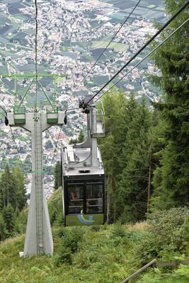 Seilbahn Vigiljoch, Lana, Meran, Südtirol