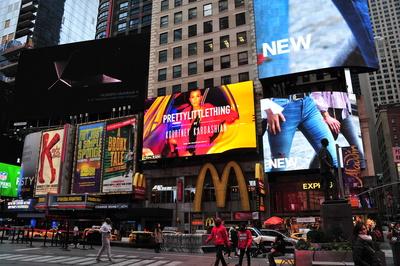 Time Square Manhattan New York City