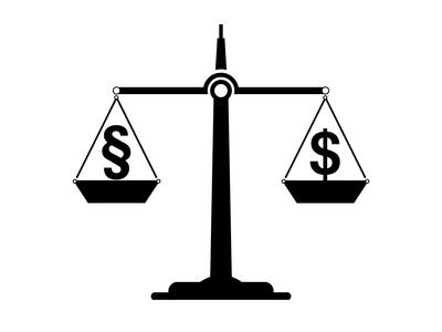 Waage-Kritik-Paragraph-Dollar