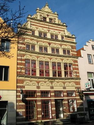 Norden schöne Fassade